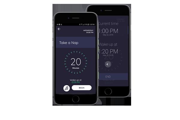 restworks app sleep timer
