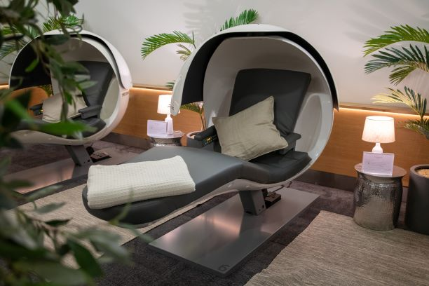 forty winks power nap pods
